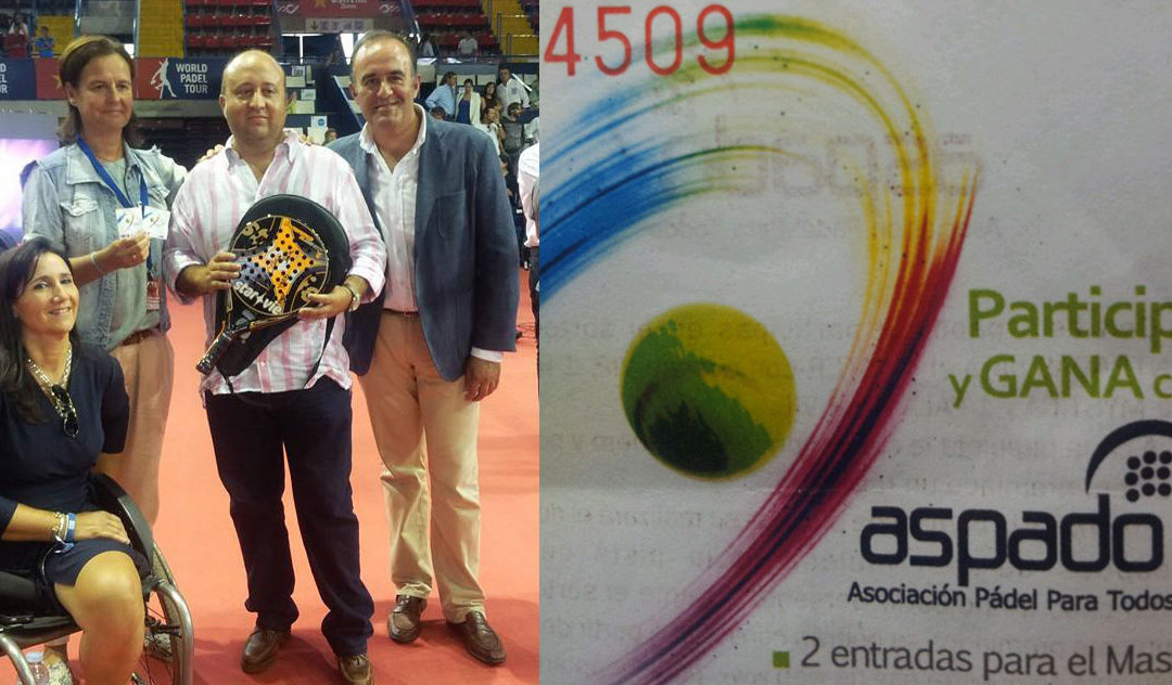 Ganador en Sevilla