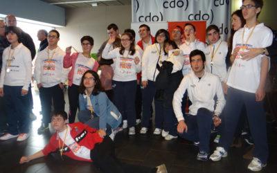 Exitoso torneo inaugural de Bankinter en beneficio de ASPADOCyL