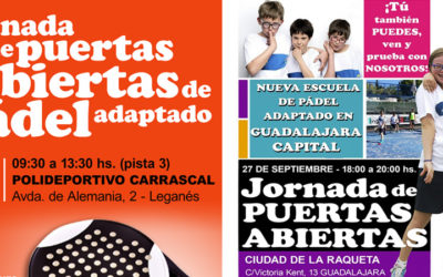 Jornadas de Puertas Abiertas en Leganés y Guadalajara