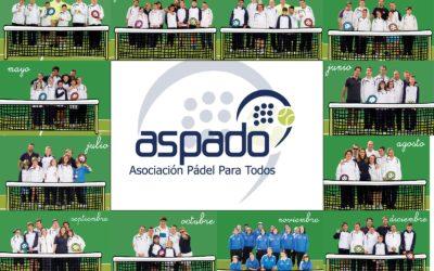 El calendario ASPADO 2017 con regalo de Olympus