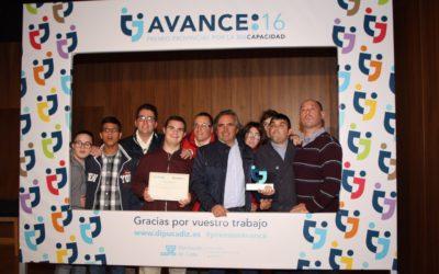 ASPADO Andalucía premiada en Cádiz