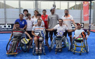 ASPADO presente en el Mutua Madrid Open