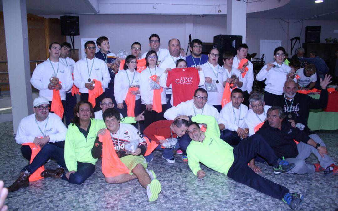 41 jugadores en el II Torneo de Pádel Adaptado de Andalucía