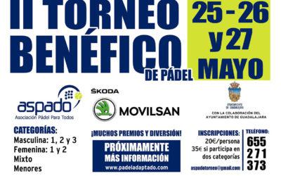 II Torneo Benéfico en Guadalajara
