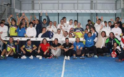 Más de 40 jugadores en III Torneo Internacional en Andalucía