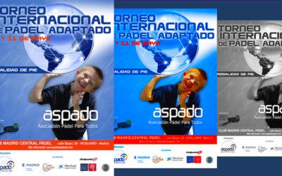 Torneo Internacional de ASPADO en Madrid
